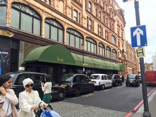 Harrods Londres - 1
