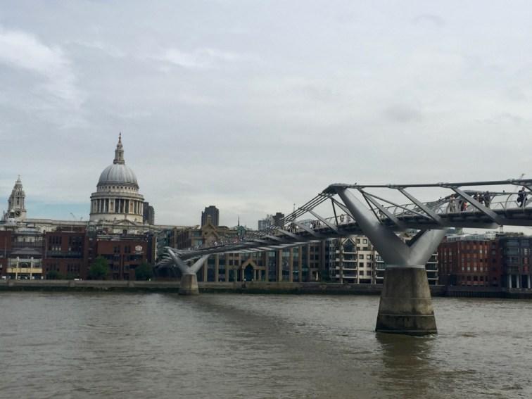 Millenium Bridge Londres - 4
