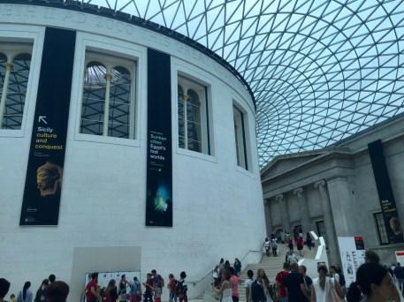 The British Museum Londres - 2