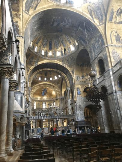 Basilique Saint Marc Venise - 5