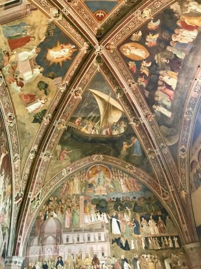 Basilique Santa Maria Novella Florence - 13