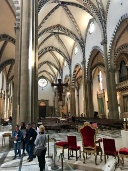 Basilique Santa Maria Novella Florence - 4