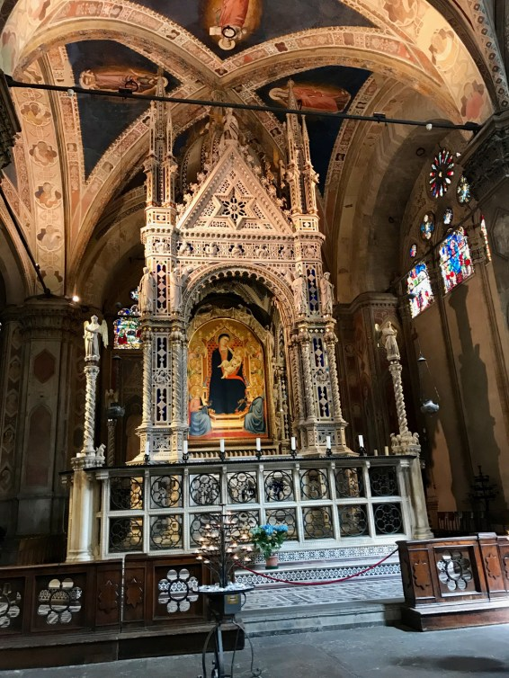 Eglise Orsanmichele Florence - 2