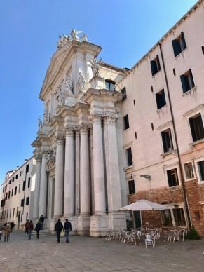 Eglise Santa Maria Assunta Venise - 2