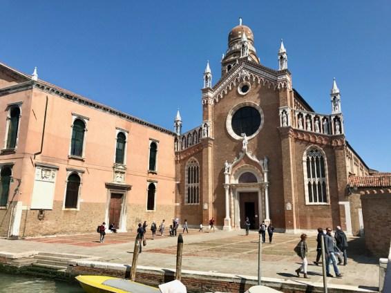 Eglise de la Madonna dell'Orto Venise - 1