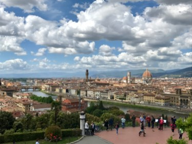 Piazzale Michelangelo Florence - 1