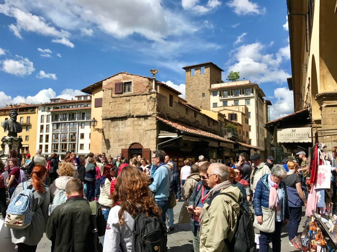 Ponte Vecchio Florence - 4