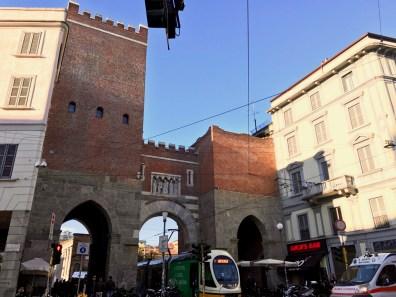 Porta Ticinese Antica