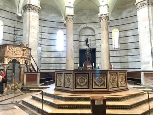 Battistero di San Giovanni Pise - 2