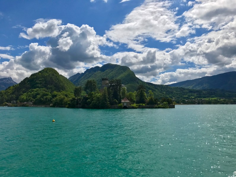 Croisiere Grand Lac Annecy - 9