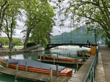 Pont des Amours Annecy - 1