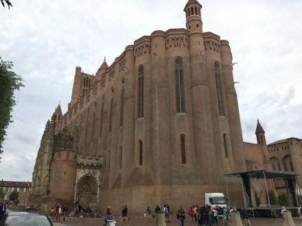 Cathedrale Sainte Cecile Albi - 13