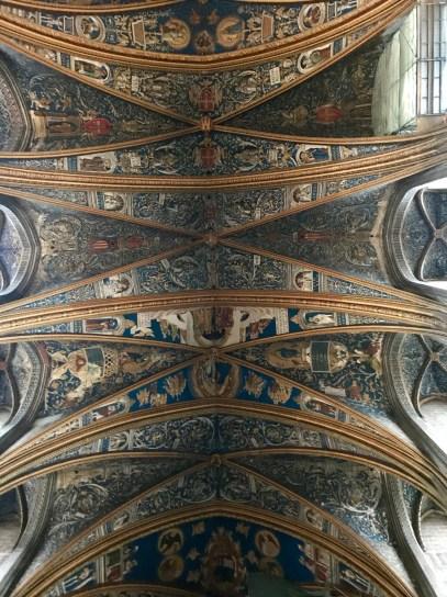 Cathedrale Sainte Cecile Albi - 9