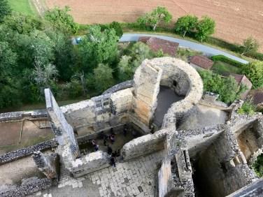 Chateau de Bonaguil - 2