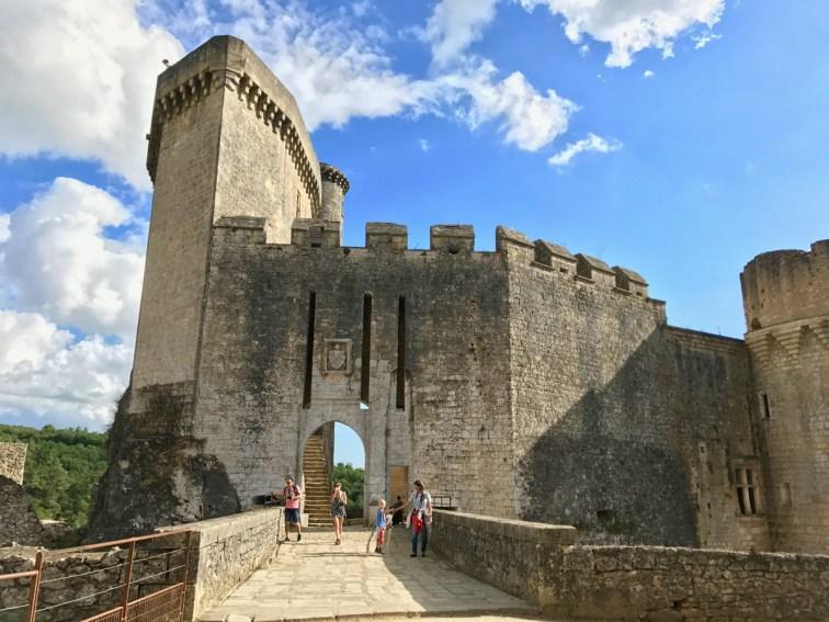Chateau de Bonaguil - 5