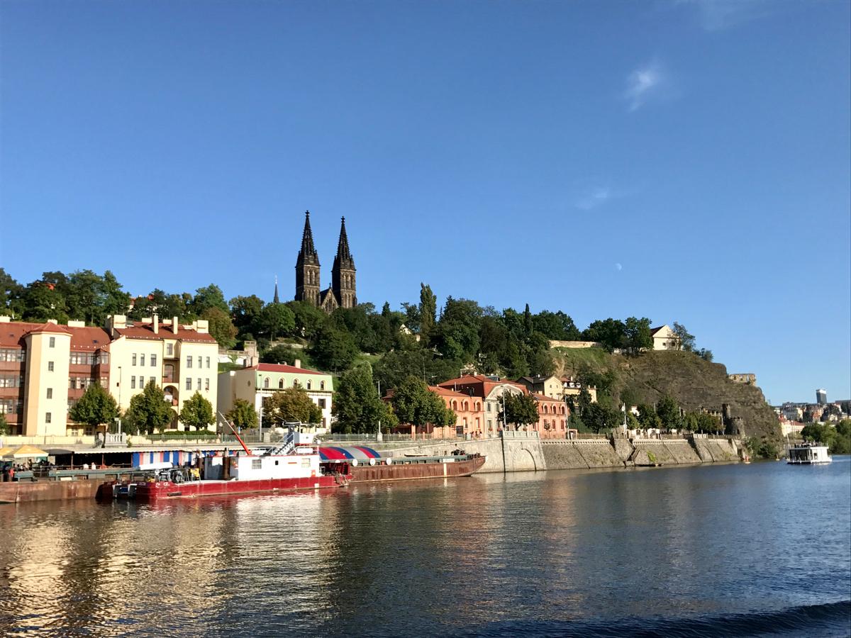 Prague en 4 jours : croisière sur la Vltava