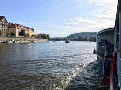Croisiere Vltava Prague - 2