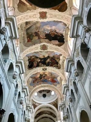 Eglise Saint-Thomas Prague - 2