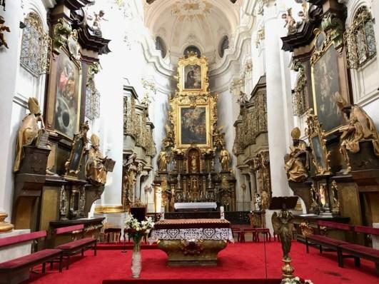 Eglise Saint-Thomas Prague - 3