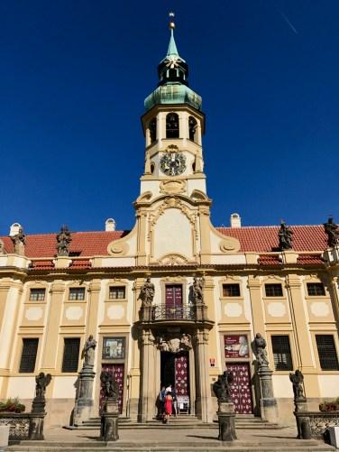 Notre Dame de Lorette Prague - 3
