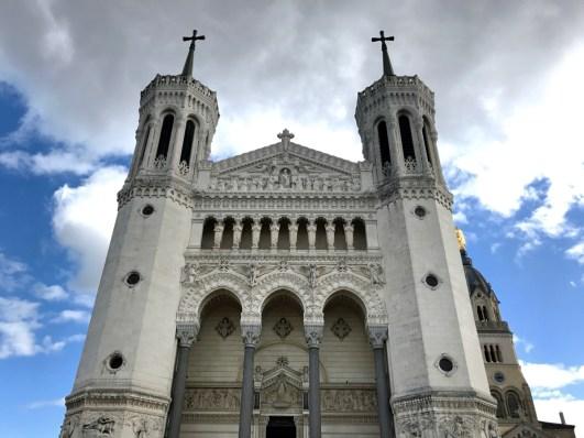 Basilique Fourviere Lyon - 1