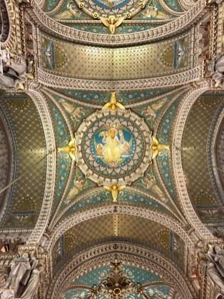 Basilique Fourviere Lyon - 6