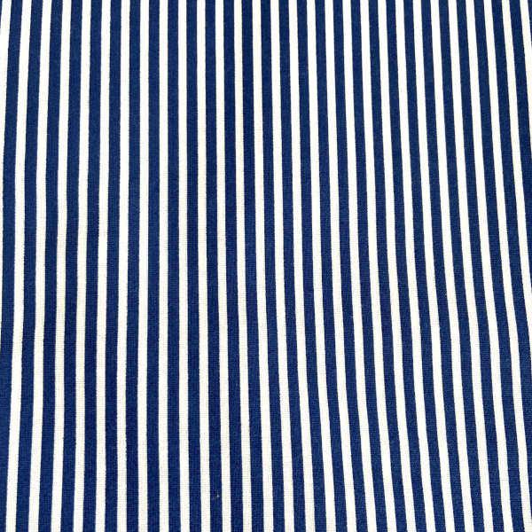 Rayure bleu blanc
