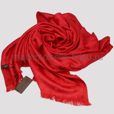 Красный палантин Louis Scarlet