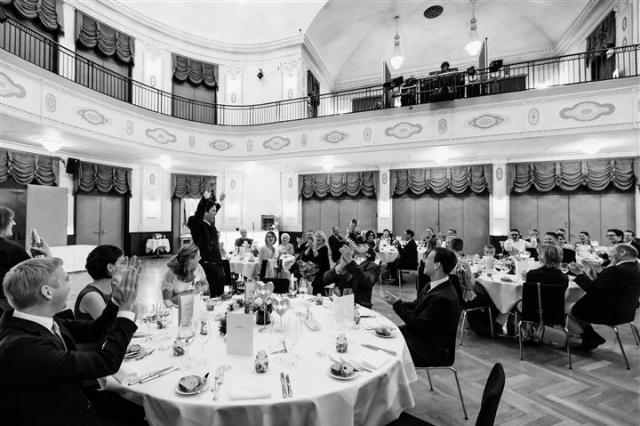 Vintage Hochzeit Casino Zug