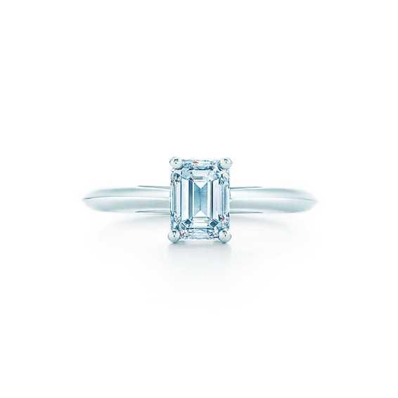Emerald Cut Tiffany