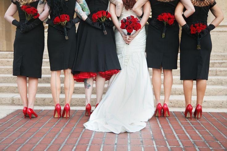 Halloween: Gruselig heiraten mit Stil