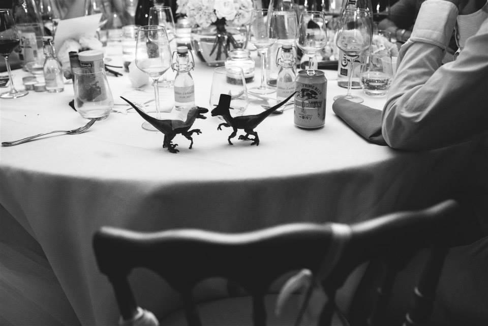 Sollen geschiedene Eltern mit dem Brautpaar am Tisch sitzen?