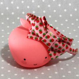 serre-tête petit nœud/accessoire enfant fraises