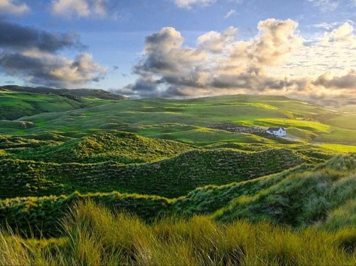 Panorami da mal d'Irlanda