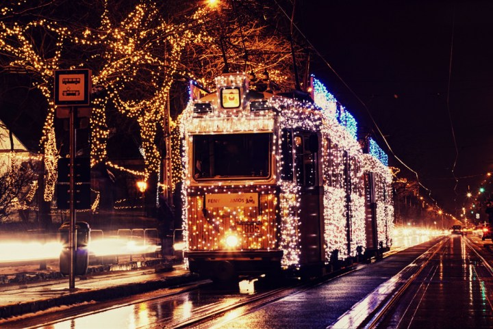 Natale low cost in Europa: Budapest