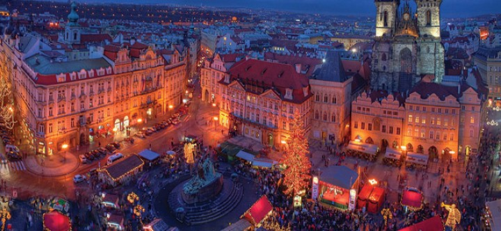 Natale low cost in Europa: Praga