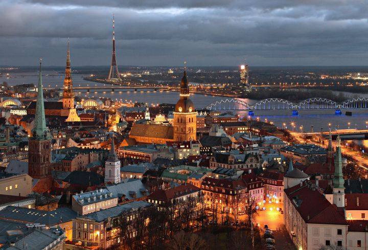 Natale low cost in Europa: Riga