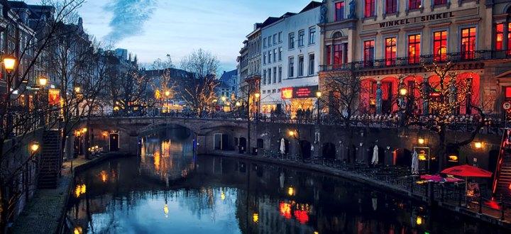10 città europee da visitare a Natale: Utrecht