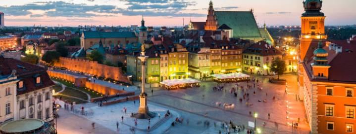 Visitare Varsavia, organizzare il viaggio