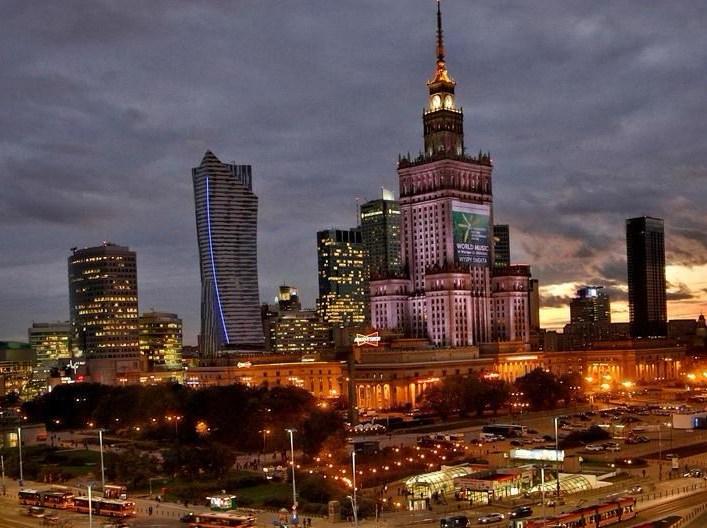 Varsavia: Palazzo della Cultura e della Scienza