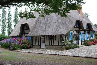 Chaumerie - abitazioni tipiche