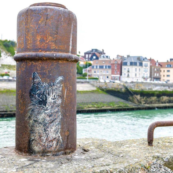 Scorcio del Porto di Dieppe