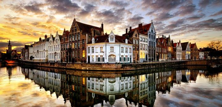 Un week end a Bruges: magnifica e sorprendente
