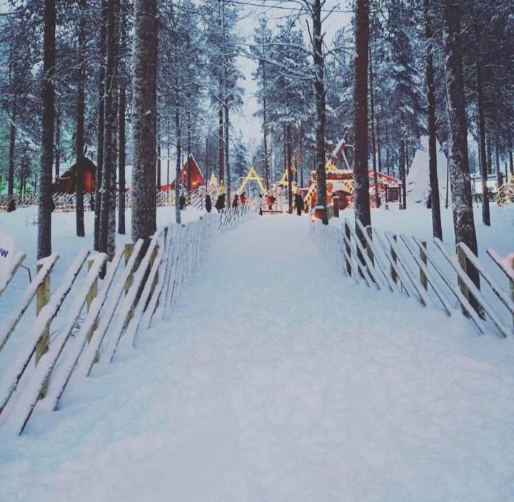 Viaggio a Rovaniemi