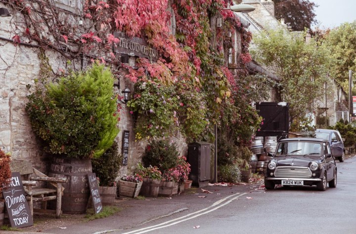 Come visitare le Cotswolds: in auto