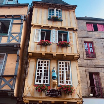 Finistère Bretagna: Quimper