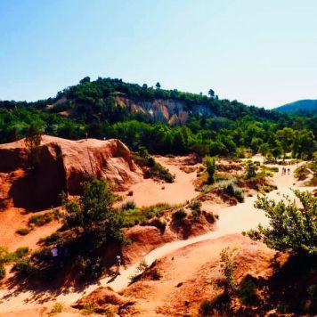 Colorado Provenzale: Rustrel