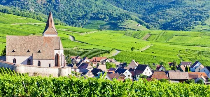 Alsazia: itinerario della Route des Vins d'Alsace