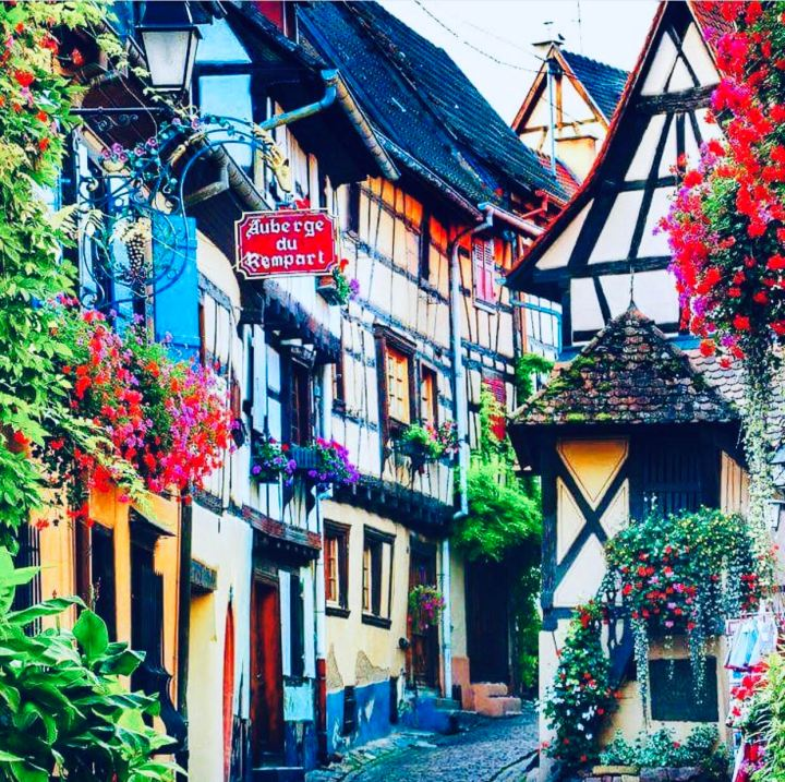 Francia: i 15 villaggi più belli in Alsazia