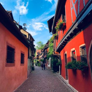 Strada dei vini Alsazia: KAYSERSBERG